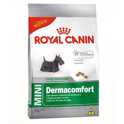 Ração Royal Canin Mini Dermacomfort-7,5 Kg