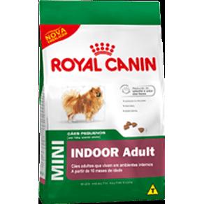 Ração Royal Canin Mini Indoor Adult 7,5kg