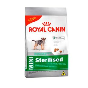 Ração Royal Canin Mini Sterilised 1 Kg