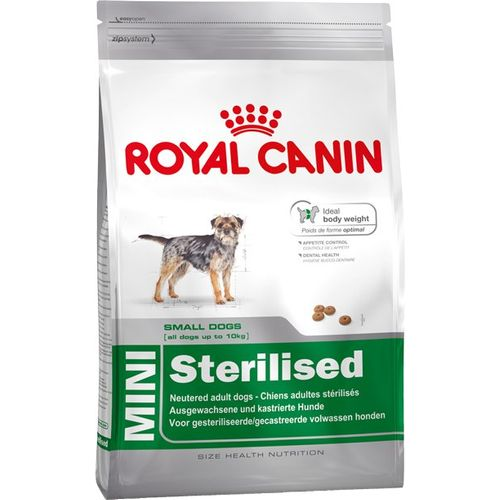 Ração Royal Canin Mini Sterilised 1Kg
