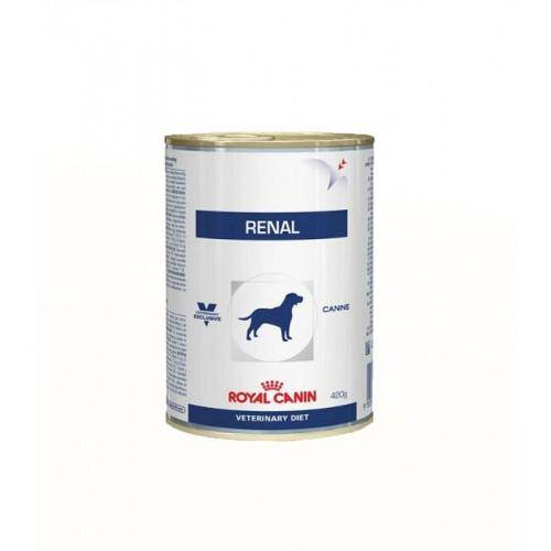 Ração Royal Canin Renal Lata-430 G