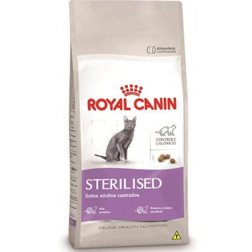 Ração Royal Canin Sterilised 37 400g