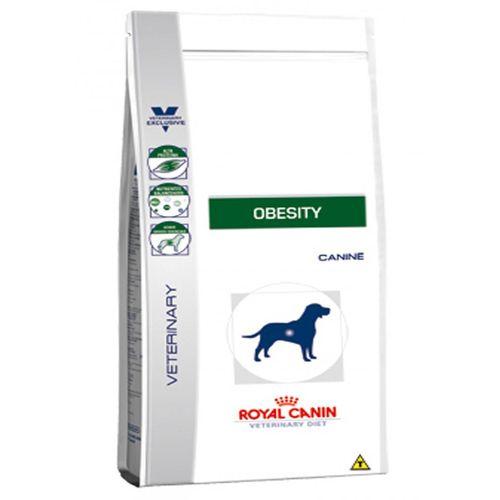 Ração Royal Canin Vet. Diet. Obesity Canine - 1,5Kg 1,5kg