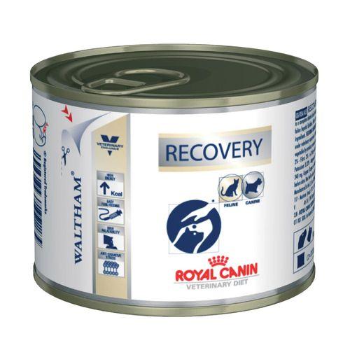 Ração Royal Canin Vet. Diet. Recovery Canine Lata - 195g 195g