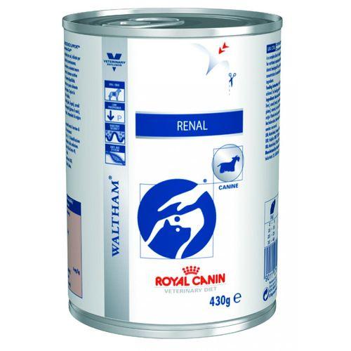 Ração Royal Canin Vet. Diet. Renal Canine Lata - 410g 410g
