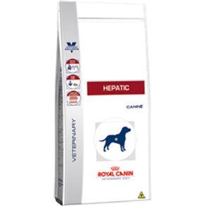 Ração Royal Canin Veterinary Diet Canine Hepatic 10,1kg