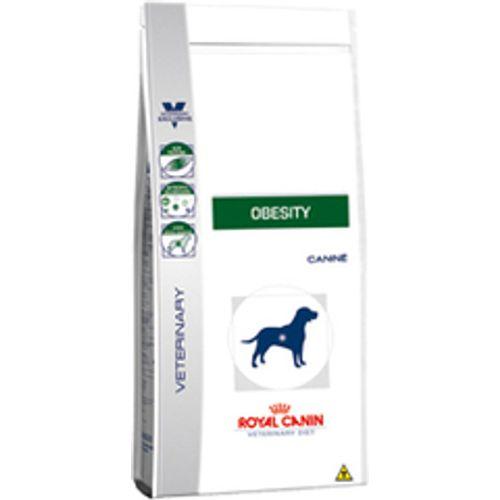 Ração Royal Canin Veterinary Diet Canine Obesity 1,5kg