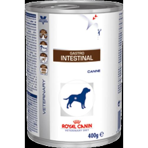 Ração Royal Canin Veterinary Diet Wet Canine Gastro Intestinal 400g