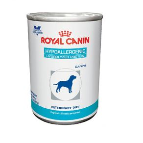 Ração Royal Canin Veterinary Diet Wet Canine Hypoallergenic 400 Gr