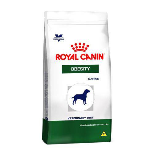 Ração Royal Canin Veterinary Obesity - Cães Adultos - 7,5 Kg