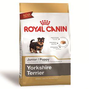 Ração Royal Canin Yorkishire Terrier Junior 1 Kg
