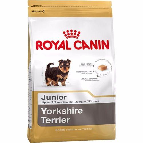 Ração Royal Canin Yorkshire Junior para Cães Filhotes 1kg
