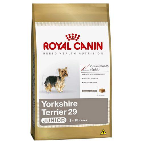 Ração Royal Canin Yorkshire Terrier Junior 1kg