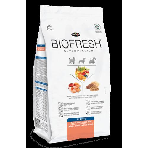 Ração Super Premium HercoSul Biofresh Light para Cães Adultos de Raças Pequenas 3kg