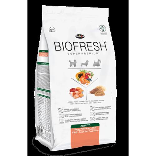 Ração Super Premium Hercosul Biofresh para Cães Adultos de Raças Pequenas 1kg