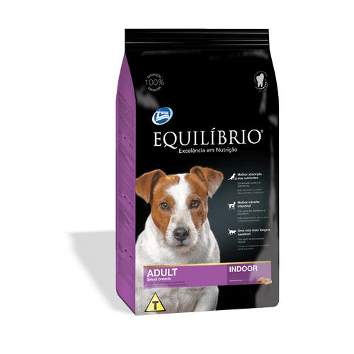 Ração Super Premium Total Equilíbrio Small Breeds para Cães Adultos de Raças Pequenas 500g