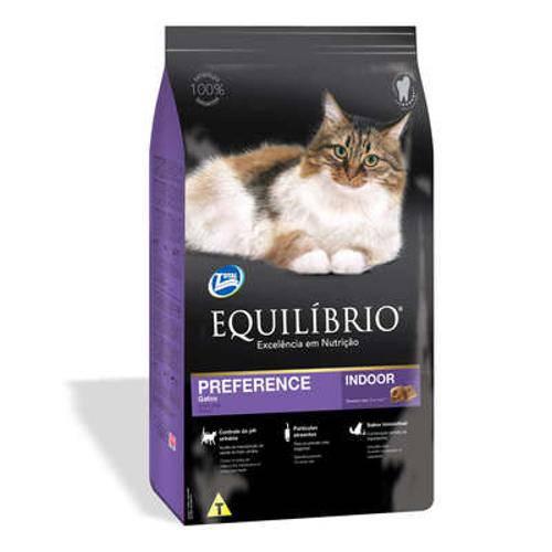 Ração Total Equilíbrio Preference para Gatos Exigentes - 500 G