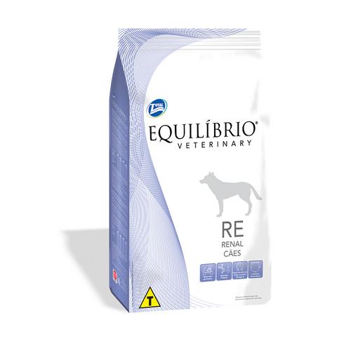 Ração Total Equilíbrio Veterinary Dog Renal para Cães 7,5kg