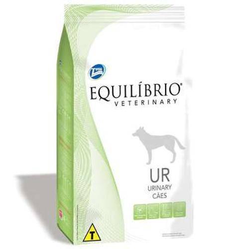 Ração Total Equilíbrio Veterinary Urinary Paracom Problemas de Trato Urinário