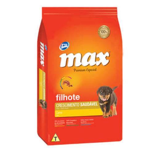 Ração Total Max Carne para Cães Filhotes - 1 Kg
