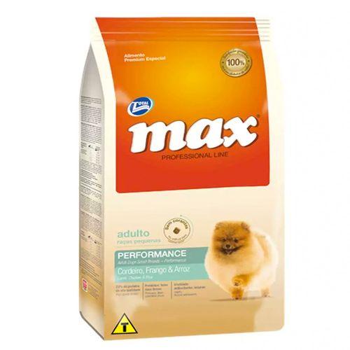 Ração Total Max Sabor Cordeiro, Frango e Arroz para Cães Filhotes 2,2kg
