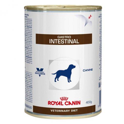 Ração Úmida Royal Canin Vet Diet Canine Gastro Intestinal Lata