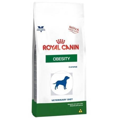 Ração Veterinary Diet Obesity Royal Canin - 10 Kg