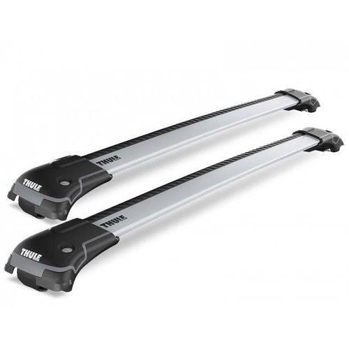 Rack de Teto Thule Wingbar Edge em Alumínio para Chevrolet Equinox, 17 em Diante