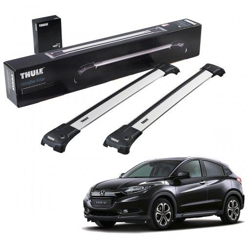Rack Teto Completo Honda HRV 2015 a 2019 Thule WingBar Edge 959500