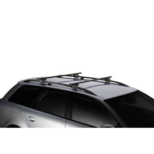 Rack Thule Smart (standart) para Peugeot 206 Escapade - 5p Wagon (ano 06 a 08)