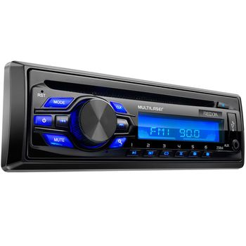 Rádio Automotivo Pendrive Cd Player Mp3 Freedom P3239 Multilaser