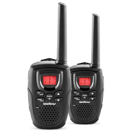 Rádio Comunicador Bateria Recarregável Rc 5002 Intelbras