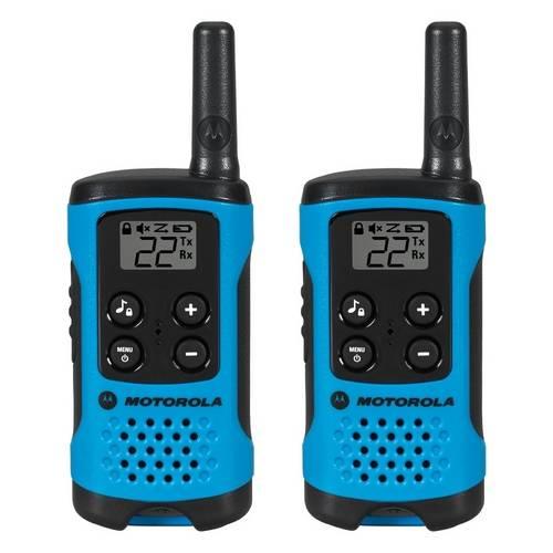 Rádio Comunicador Motorola Talkabout 25km T100br - 4