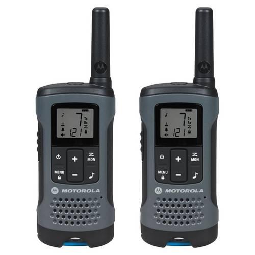 Rádio Comunicador Motorola Talkabout 32km T200br - 10
