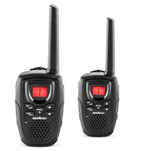 Rádio Comunicador (par) Bivolt RC5002 4528002 Intelbras