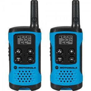Rádio Comunicador Talkabout 25km Motorola T100BR