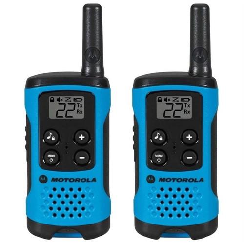 Rádio Comunicador Talkabout 25KM T100BR-Motorola