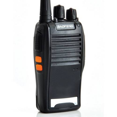 Rádio Comunicador Transmissor Walk Talk Baofeng BF-777s
