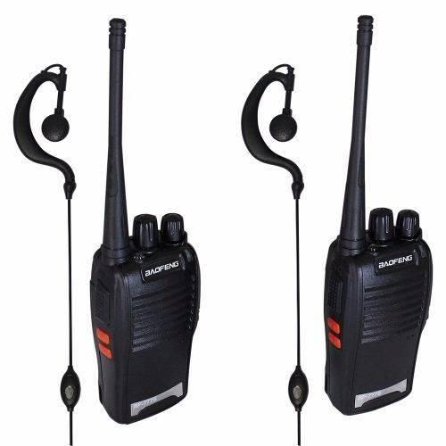 Rádio Comunicador Walk-talk Profissional 16 Canais Eks