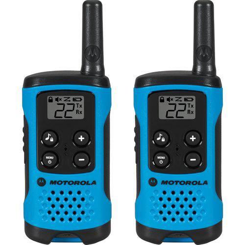 Rádio de Comunicação Talkabout Motorola T100br