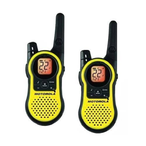 Rádio Talkabout Motorola Bidirecional Mh230 23/37