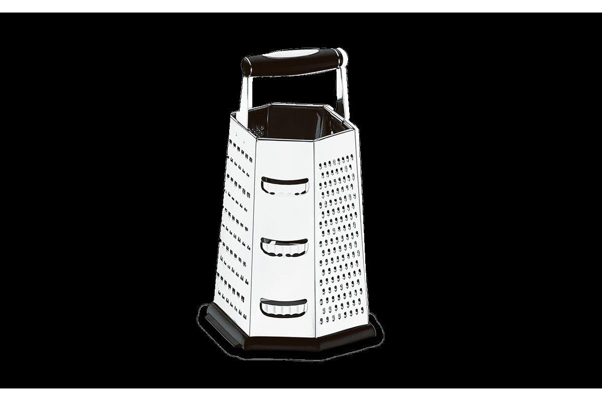 Ralador 6 Faces - Top Pratic 23 X 10 X 8 Cm