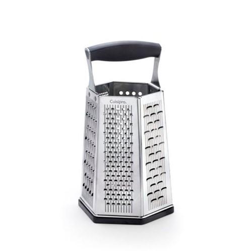 Ralador SGT 6 Faces Cuisipro Inox 24CM - 29687