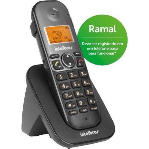 Ramal Telefone Sem Fio Ts 5121 Preto