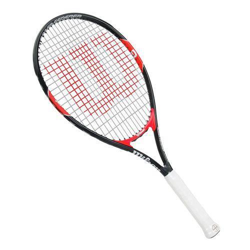 Raquete de Tênis Wilson Infantil Federer 26