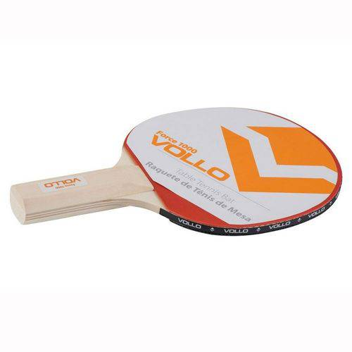 Raquete Tenis de Mesa Vollo Force 1000