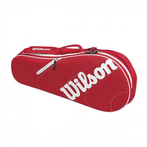 Raqueteira Advantage Team X3 Wrz609503 Wilson