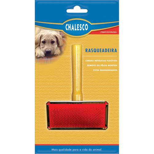 Rasqueadeira Profissional 2 P/ Cães (cores Sortidas) - Chalesco