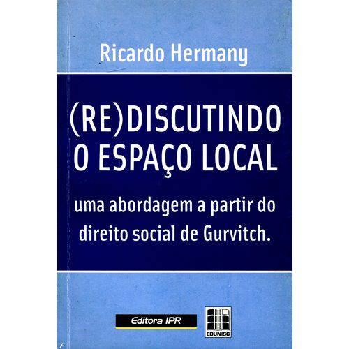(Re)Discutindo o Espaço Local
