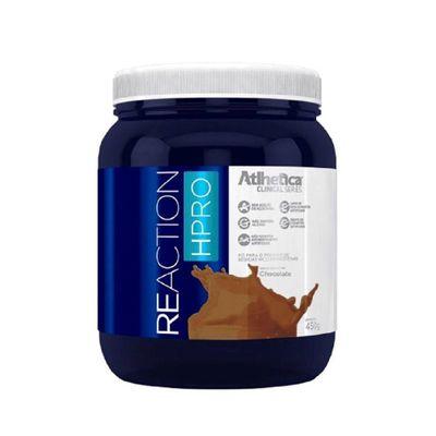 Reaction HPro 450g Atlhetica Nutrition Reaction HPro 450g Chocolate Atlhetica Nutrition